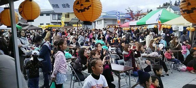 10月例会・ハロウィンなday&night(10/29)