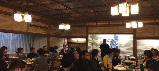 12月例会・ボウリング大会&忘年会(12/10)