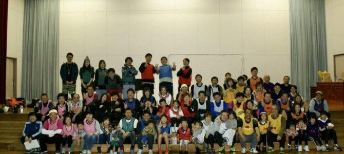 11月例会【家族交流運動会】を開催しました!